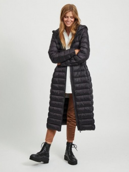 Vila Vimanya Long Light Down Jacket