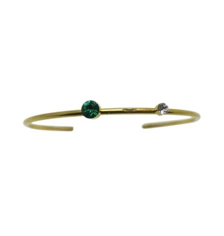 Wos Clear Green Armband