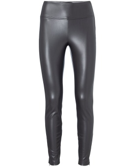 Yaya Stretch Faux Leather Legging