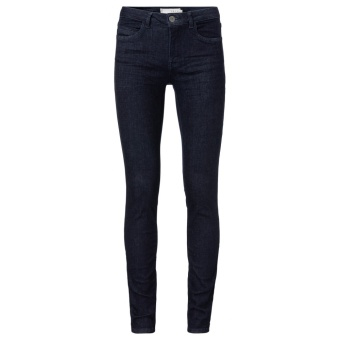 Yaya Dark Blue Skinny Jeans