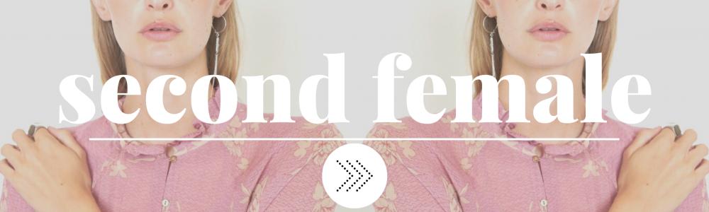 second female dansk feminint mode