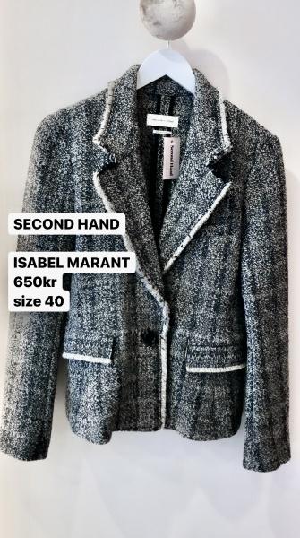 Isabel maranta second hand