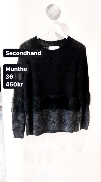 Second Hand MUNTHE