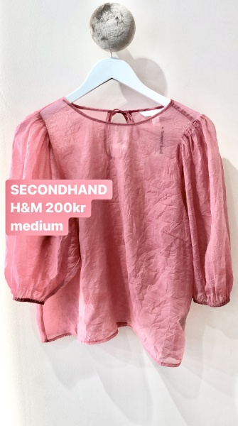 hm second hand