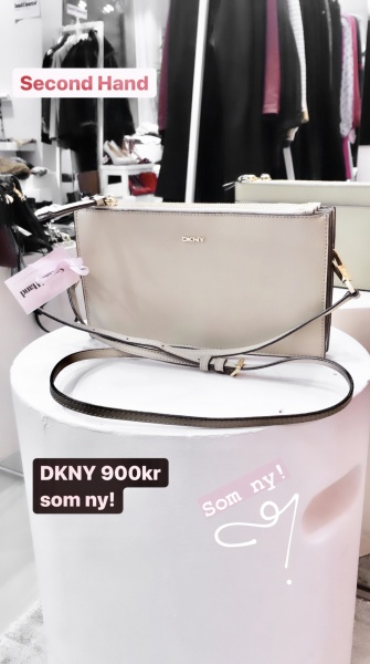 DKNY second hand pre-loved online