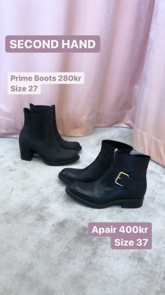 prime boots Second Hand