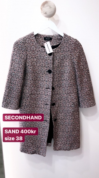 sand Second Hand