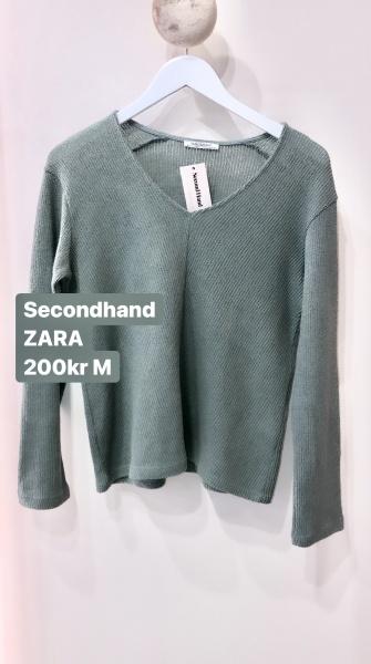 Zara second hand