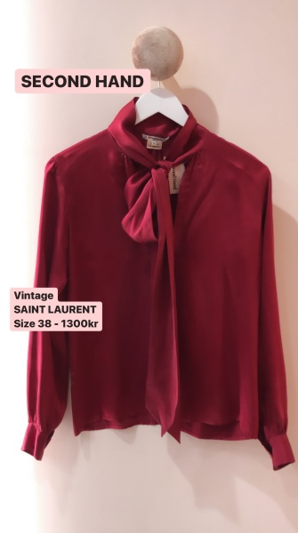 SAINT LAURENT VINTAGE