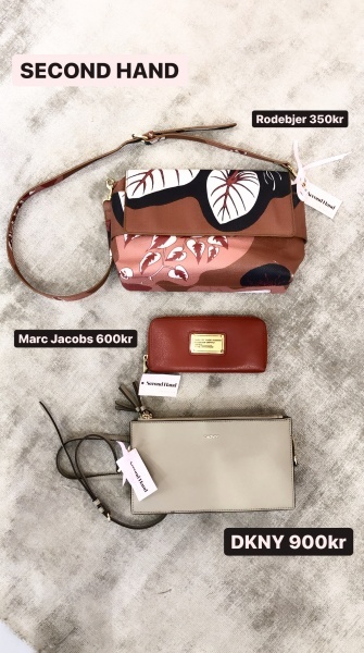 rodebjer marc jacobs DKNY second hand