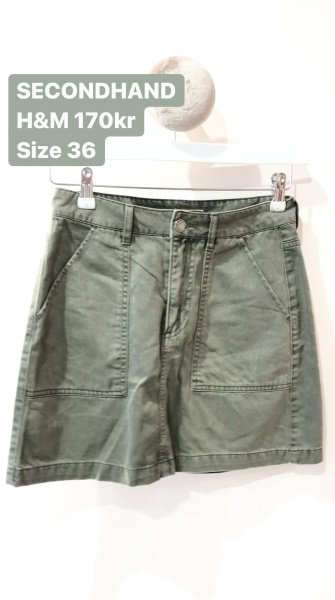 second hand H&M