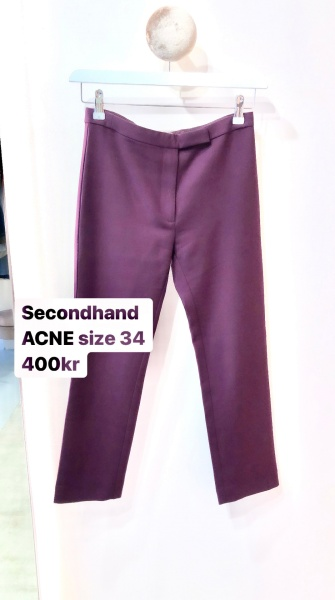 second hand acne