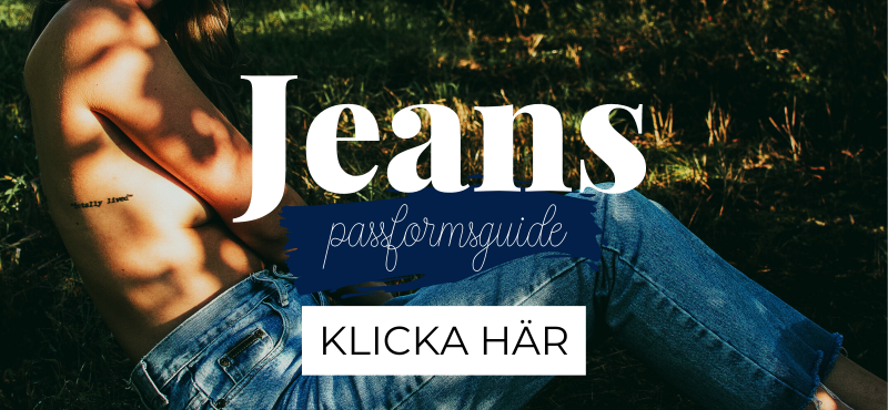 jeans passforms guide