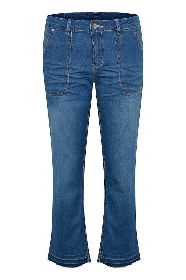 Cream Gaby Jeans