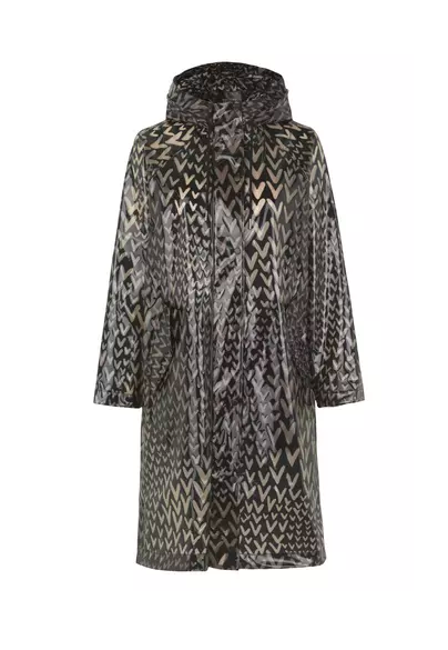 Second Female Rainly Coat