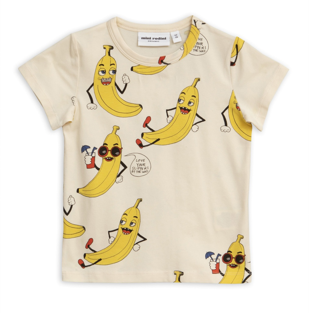 T-shirt Banana offwhite