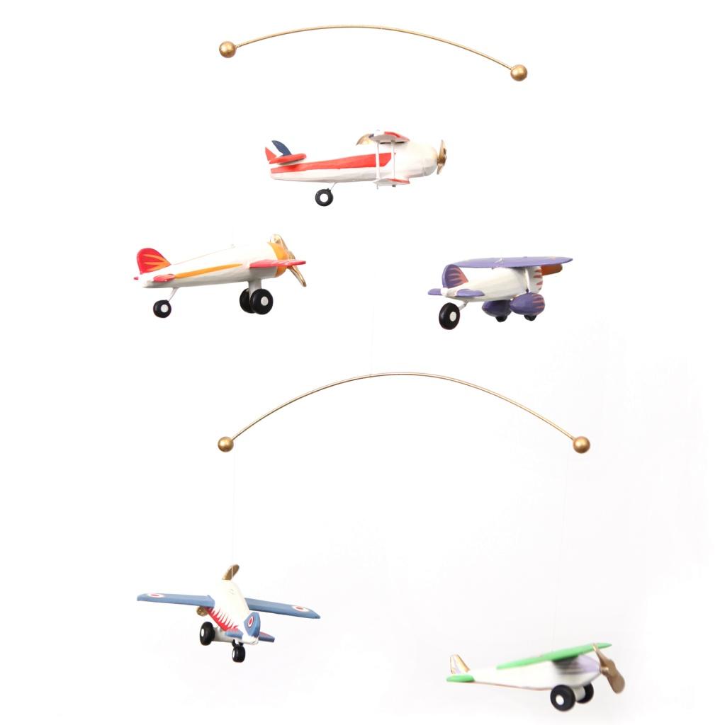 Trämobil - Flygplan