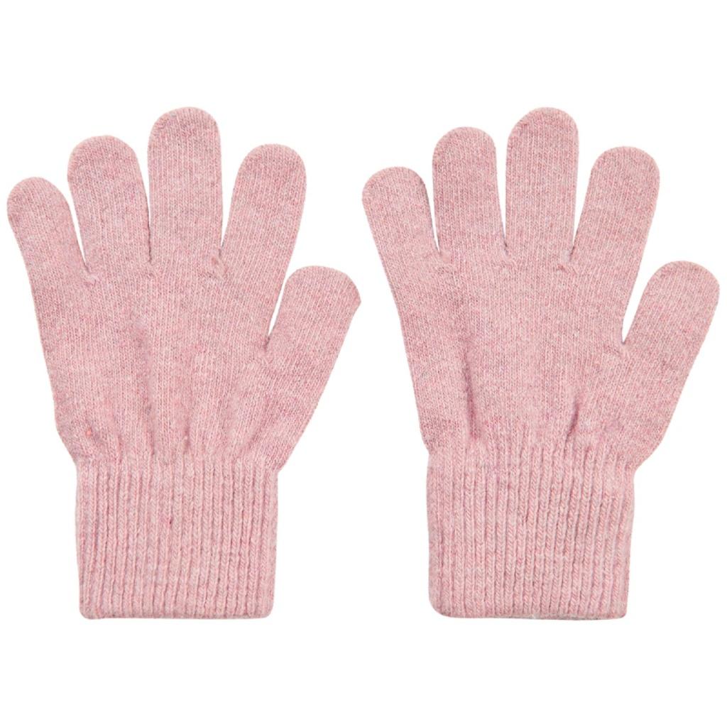 Vante - fingervante rosa