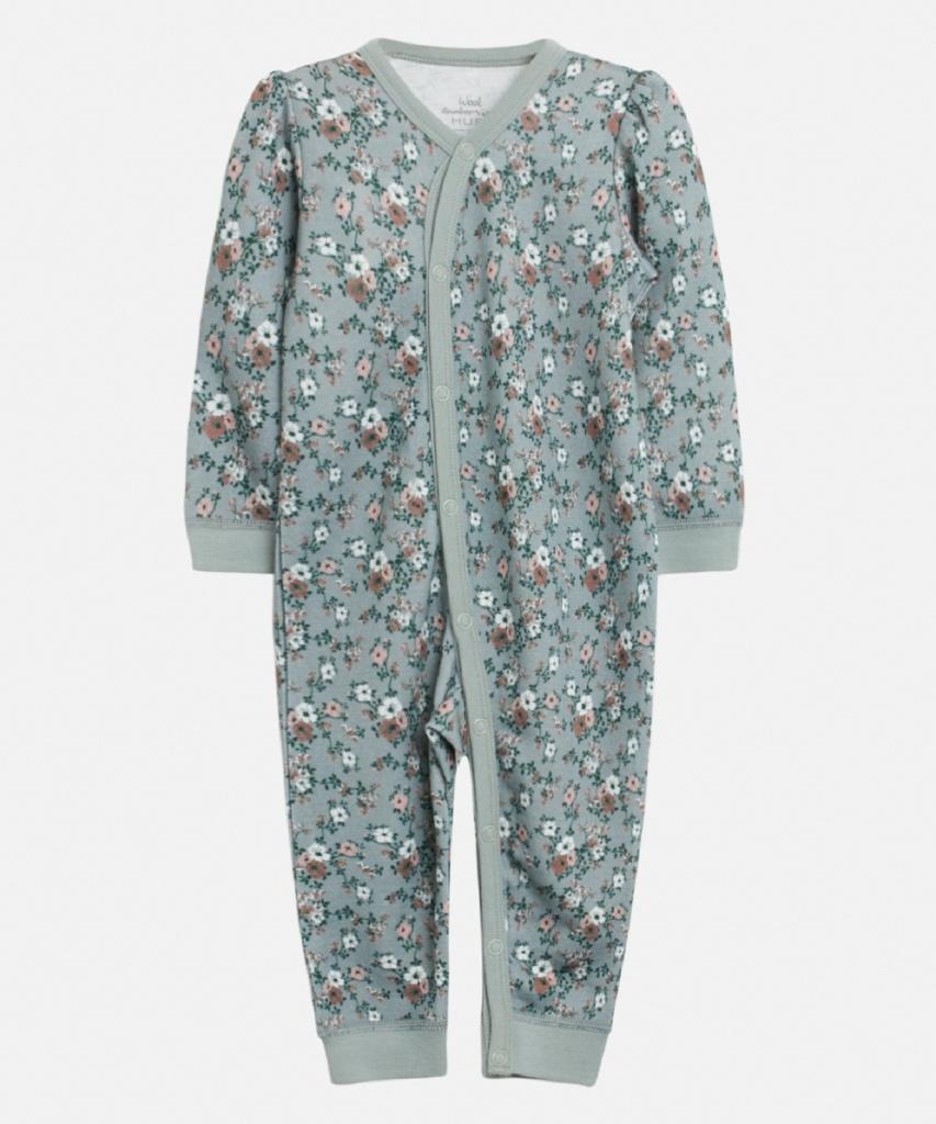 Pyjamas/Overall Malai (Jade green)