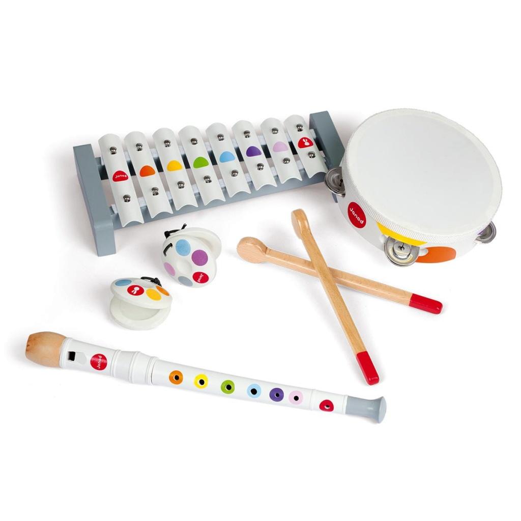 Musik set - instrument