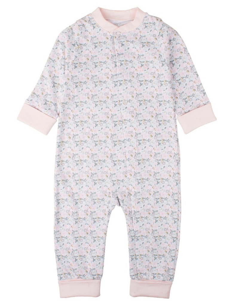 Overall liberty floral