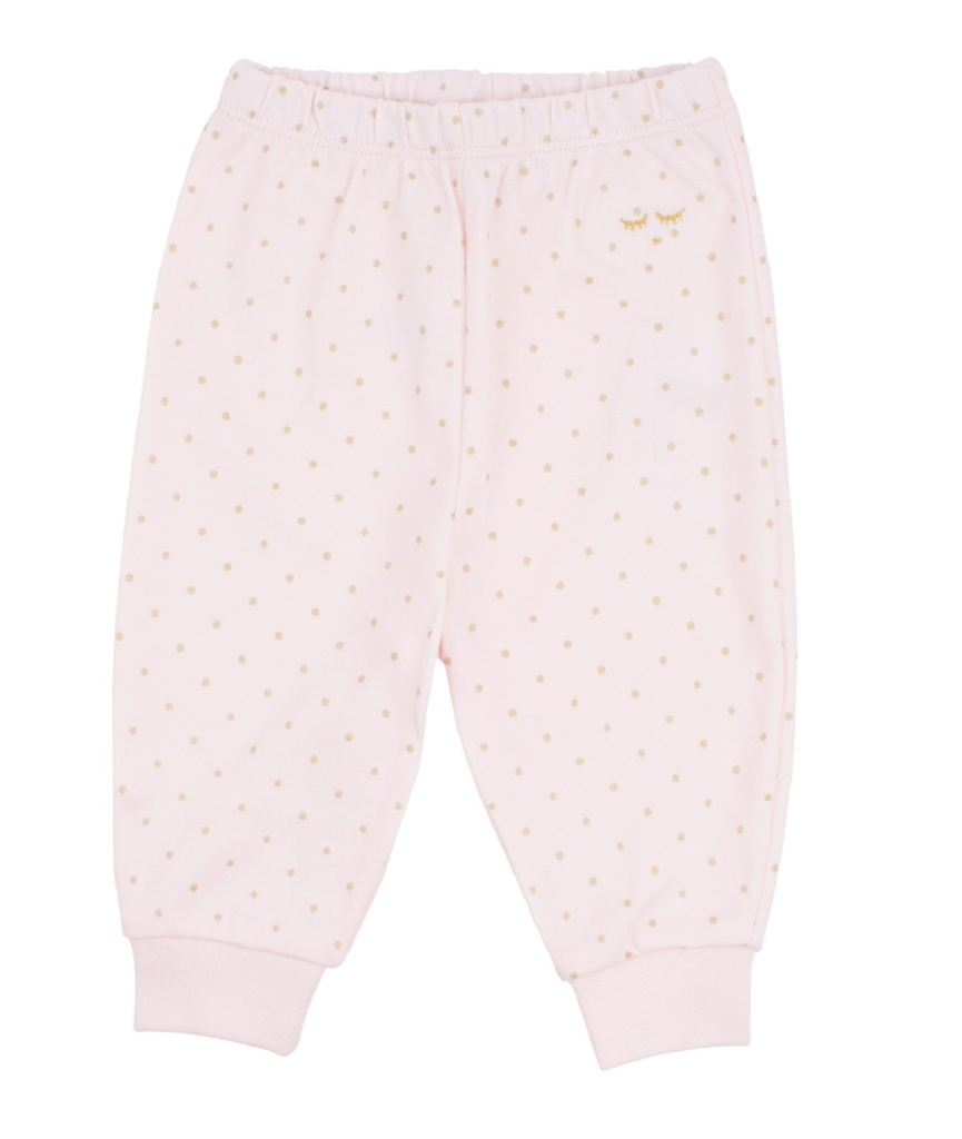 Byxa, Saturday Pants rosa/guld