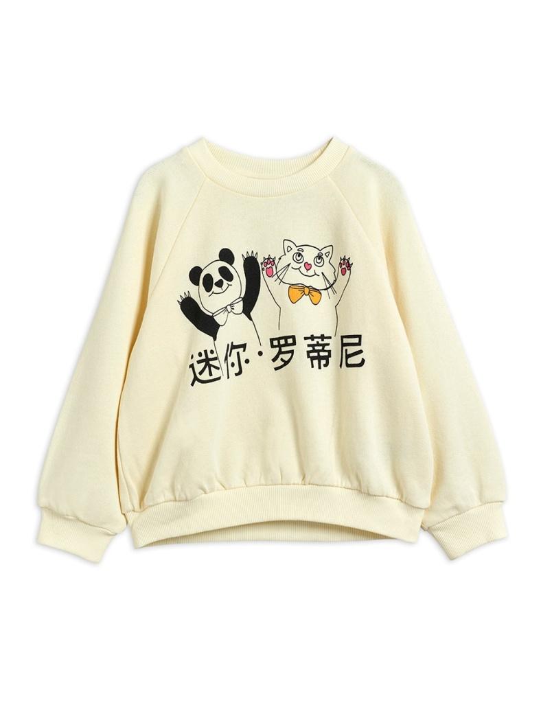 Tröja - Cat and panda sp sweatshirt