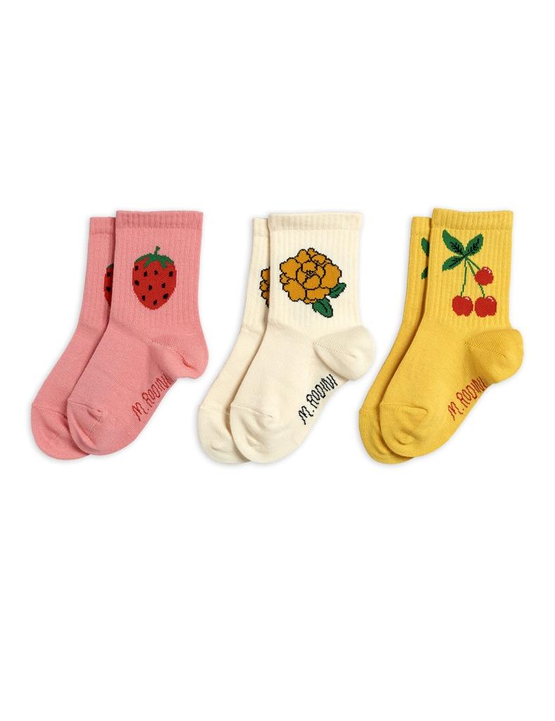 Strumpor - Cherry and co 3 pack socks
