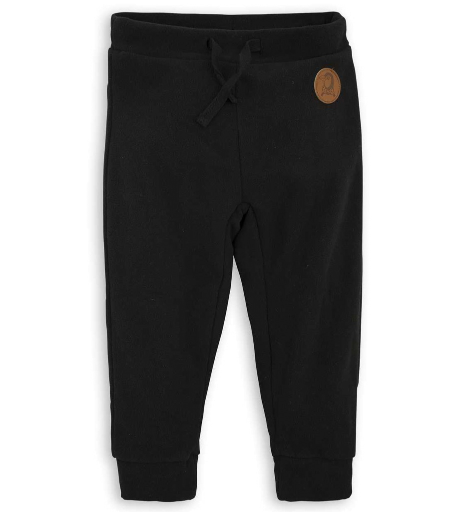 Byxa fleece black