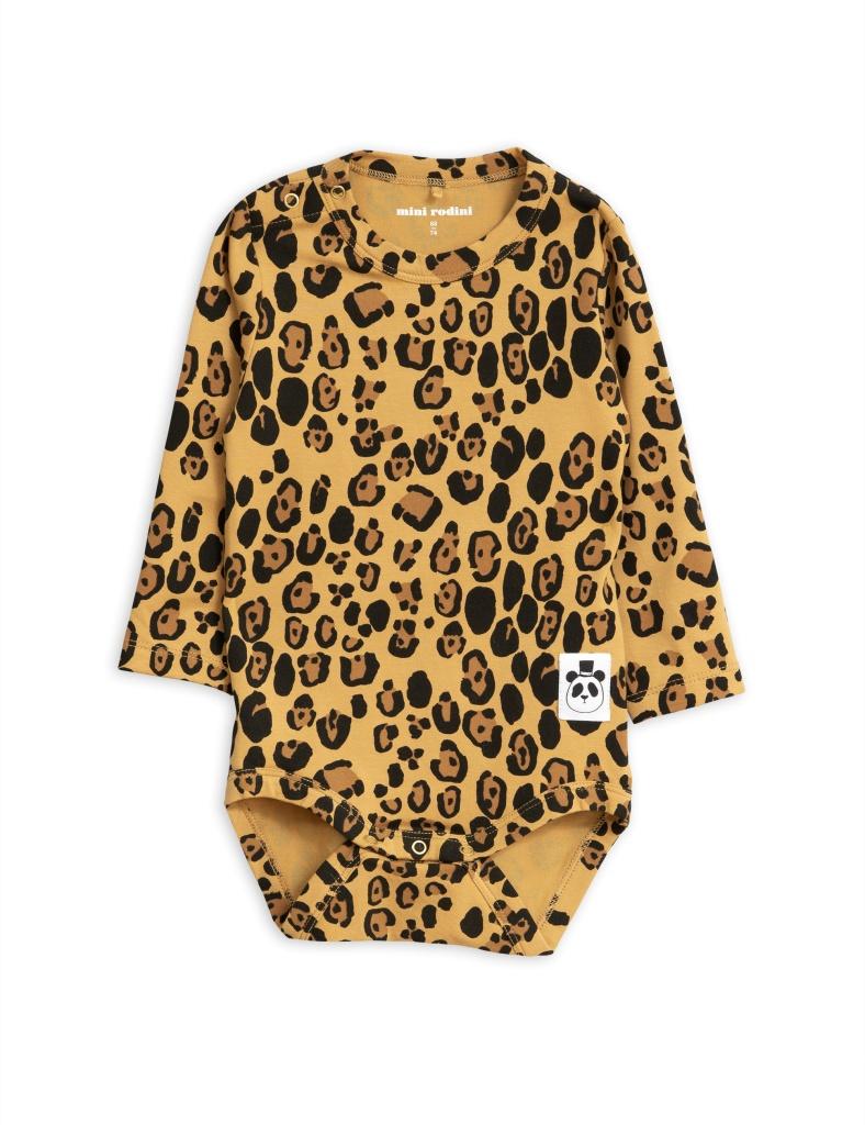 Body Basic leopard (Tencel)