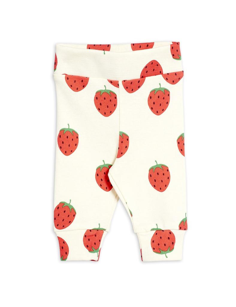 Leggings nb - Strawberry aop
