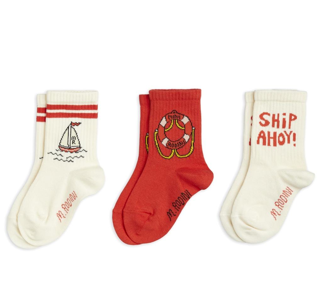 Strumpor - Float 3-pack socks
