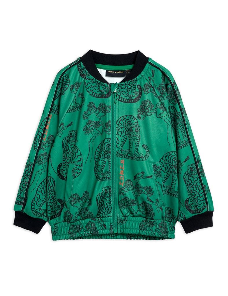 Jacka - Tigers wct jacket Green