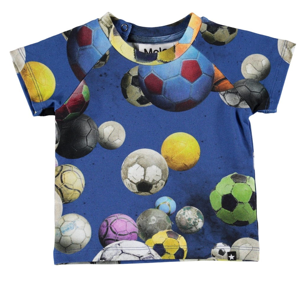 T-shirt Emmett Cosmic Footballs