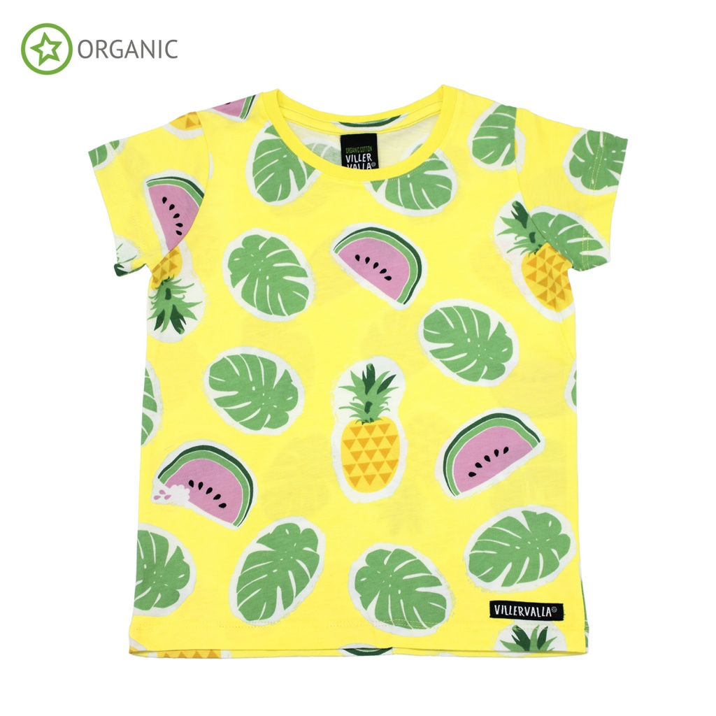 T-shirt Tropical Fruits Lemonade