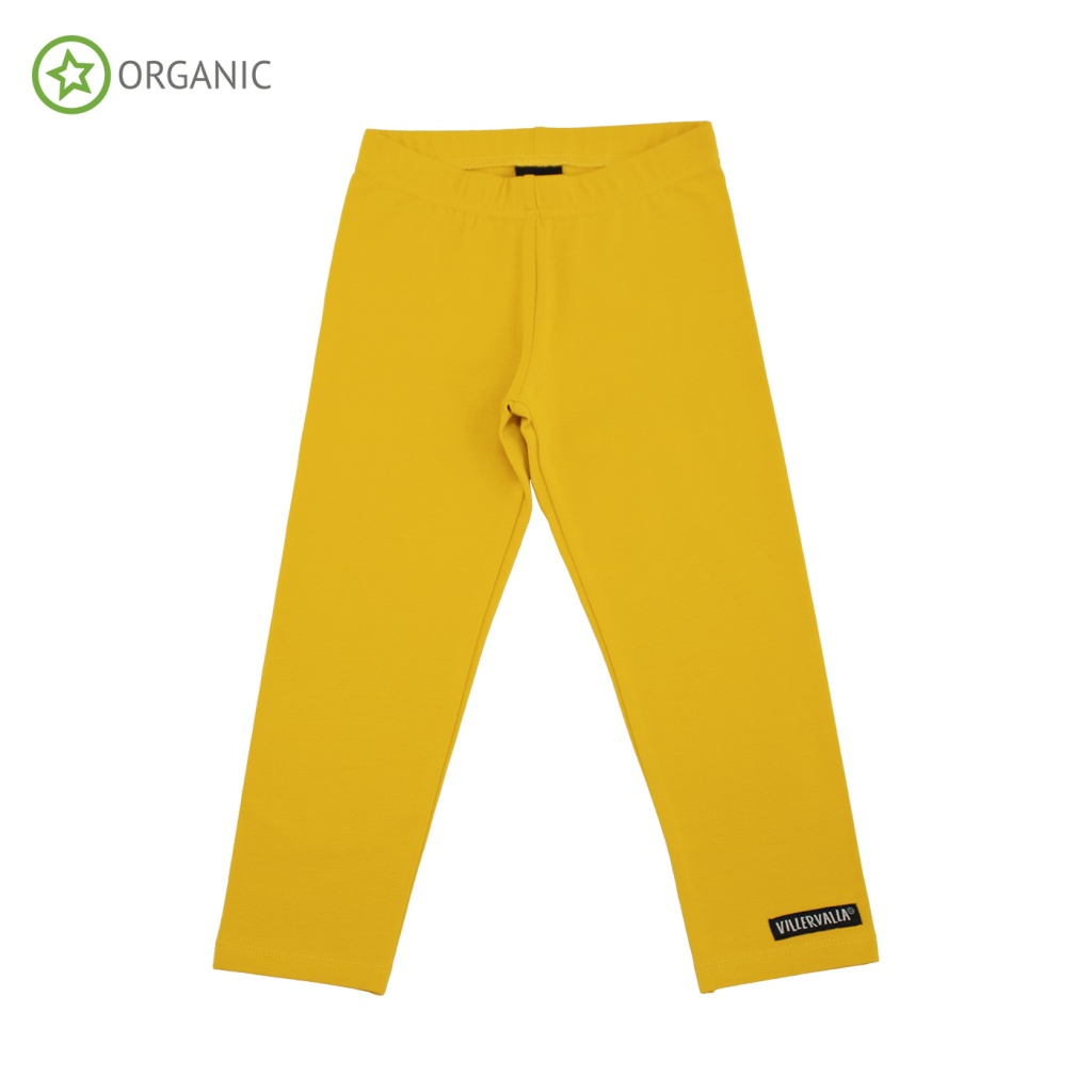 Leggings gula (Mustard)