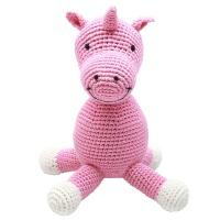 Speldosa - Miss Unicorn (pink)