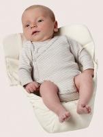 Spädbarnsinlägg, natur Easysnug