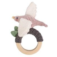 Skallra - Fågel