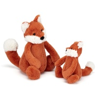 Räv - Bashful Fox Cub Small