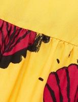 Klänning - Shell woven Yellow