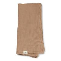 Bamboo Muslin Blanket - Faded Rose