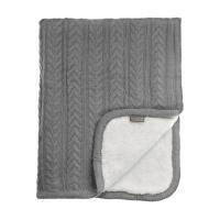 Filt Cuddly - Dove Grey