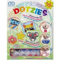 Diamond Dotz - Stort materialset katt mm