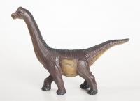 Dinosaurie i naturgummi - Brachiosaurus S
