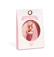 Halsband - Lovely Charm Ballerina