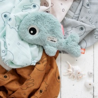 Gosedjur - Cuddle cute Wally Blue