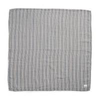 Bamboo Muslin Blanket - Sandy Stripe