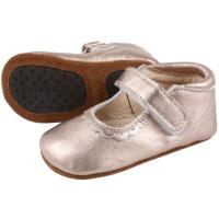 Sko - Ballerina Lace Copper