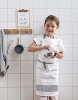 Förkläde - Köksset textil BISTRO